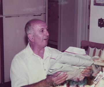 Dad's Birthday 1984