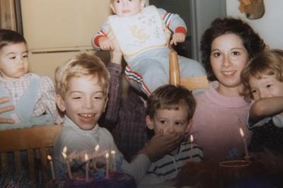 Christopher's 8th Birthday