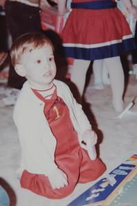 Marisa's 3rd Birthday 1984