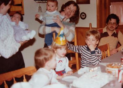Marisa's 4th Birthday