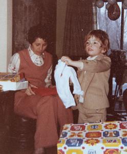 Christopher's 4th Birthday