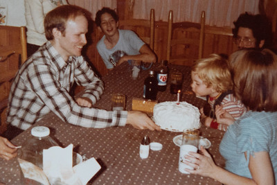 John McFarland's birthday 1980