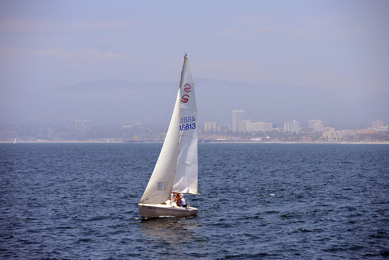 King of Spain Regatta, Sunday July 14, 2013, Marina del Rey, CA.