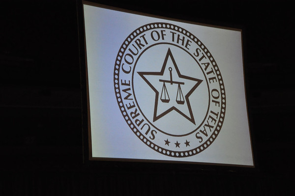 Sara Inducted into the Texas Bar