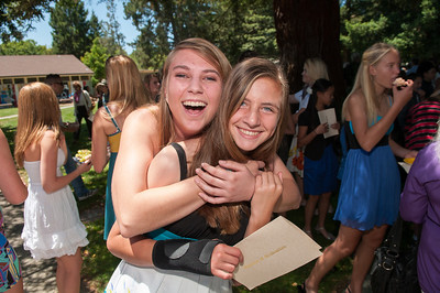 Sara and Nicole