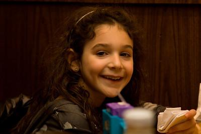 Sara & Liora 12-6-09