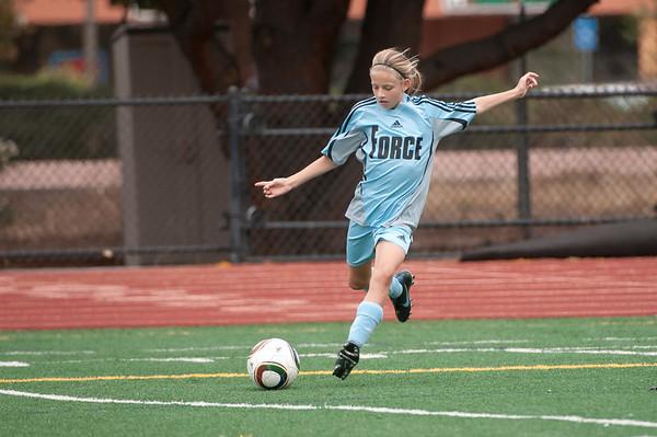 Sara Soccer - Fall 2010