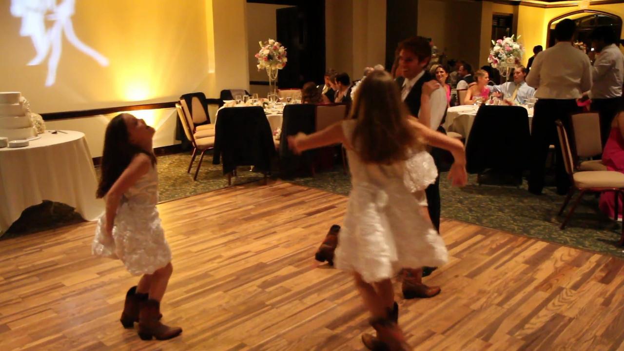 Dance: Jordan with Ava, Avery & Kendall