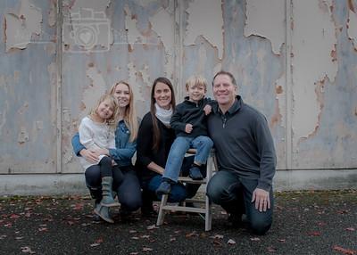 Sarah Fisher Family