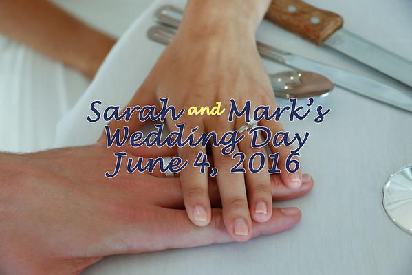 Sarah & Mark's Wedding
