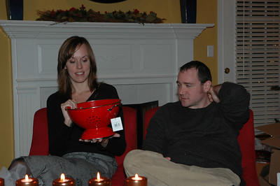 Sarah and Justin's Couples Shower, December 23, 2006