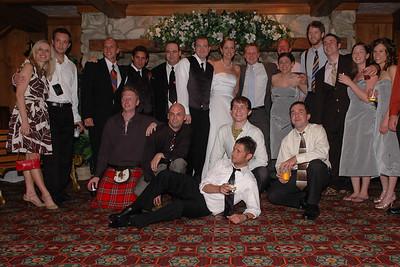 Sarah and Justin's Wedding, May 27, 2007