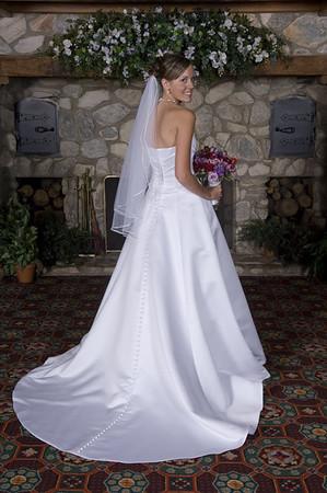 Sarah and Justin's Wedding- The Portraits  May 27, 2007