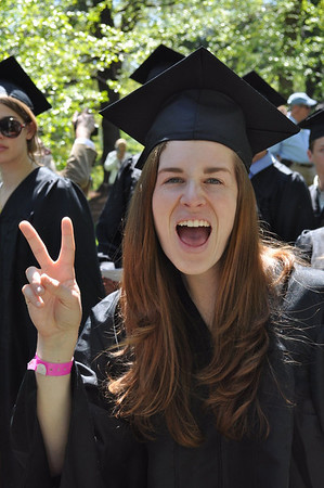 Colby Graduation