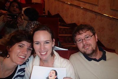 2014.01.01 Sarah's Mama Mia (with Jane & Richard)