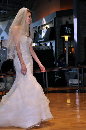 Wedding Dress Modelling