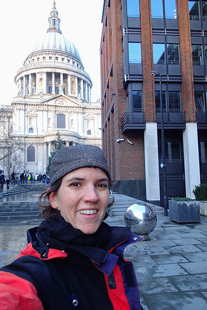 2014.01.03 Sarah's London (Westminster to St. Pauls)
