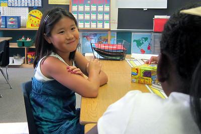 2010-08-23 Third grade orientation