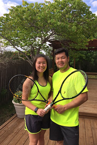 2016-04-29 Tennis tournament outfit