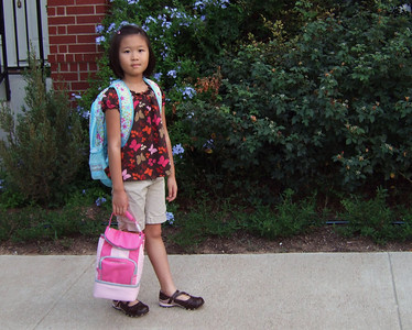 2008-08-26 First day of school