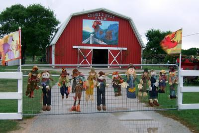 2008-04-04 Field trip to Crowe's Nest Farm in Manor, TX