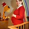 Sarah at 34 weeks