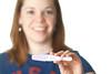 Positive pregnancy test - July 5, 2011