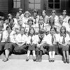 66th Street School Glee Club, 1924<br /> (Ruby in middle row, 2nd from left)
