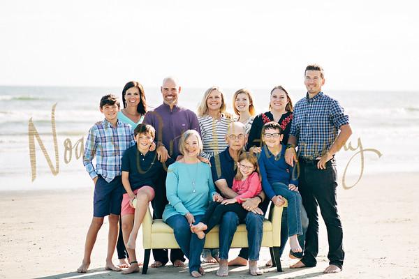 Sasser Family | 2017