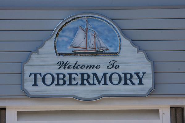Saturday Weekend at Tobermory