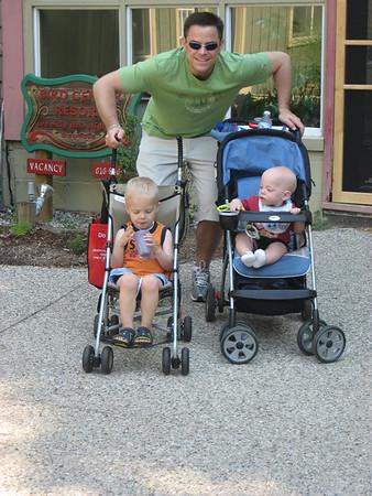 Saugatuck July 5-8, 2007