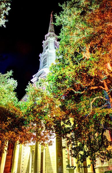 house of worship, Savannah