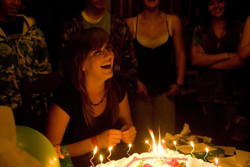 Birthday Girl turns 15