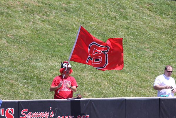 NC State v.Carolina Baseball May 2009