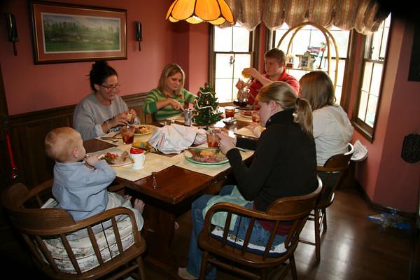 Sawyer Christmas 2005