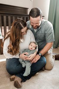 Alexandria Vail Photography Lifestyle Newborn Session Sawyer 011
