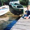 Ben in Cape Cod circa 1986