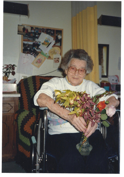 Grandma Philomene Allcox