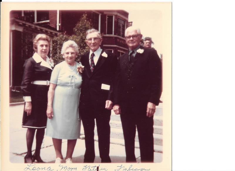 Leona, Margaret & Albert, Fabian Nackers