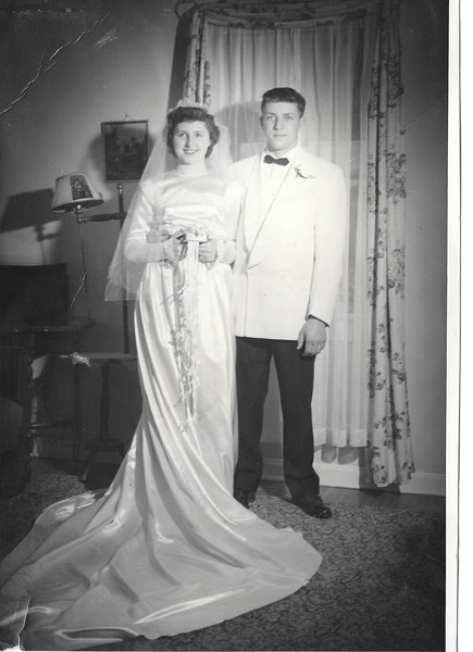 Lucille (Nackers) & Joseph VerHaagh