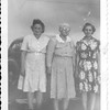 Margaret (Heyrman) Nackers, Mary (Toonen) Heyrman, Florence