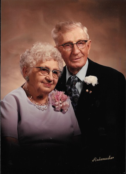 Margaret & Albert Nackers
