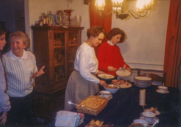 Thanksgiving Stevens 1991