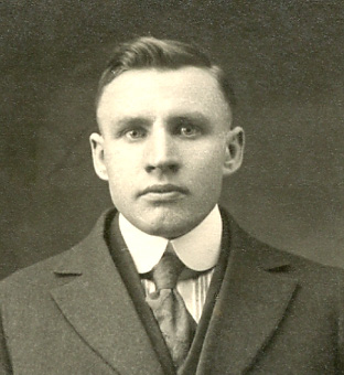 John Yusinskas, detail of another photo