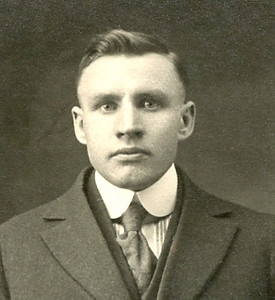 John Yusinskas, detail of another photo