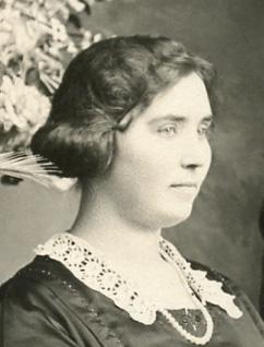 Magdalena Shupshinskas, detail of another photo.