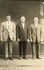 Anthony Evaskitis, Stanley Puzauskas, and Joseph Evaskitis