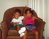 Jeci and JJ 1991