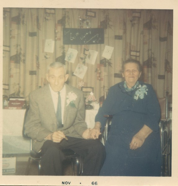 Sieben 60th Wedding anniversary