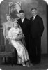 Marriage of Grace Regina Baumann to Vernon John Mathahs<br /> <br /> February 9, 1937